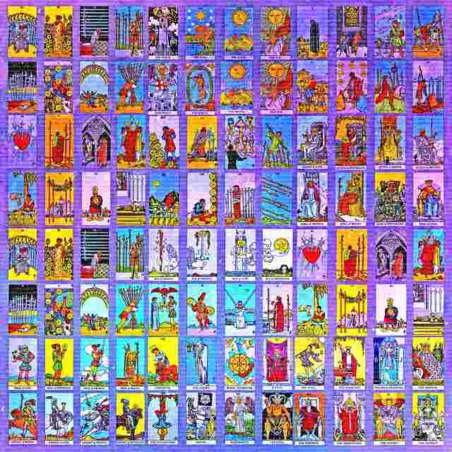 tarot ou oracle